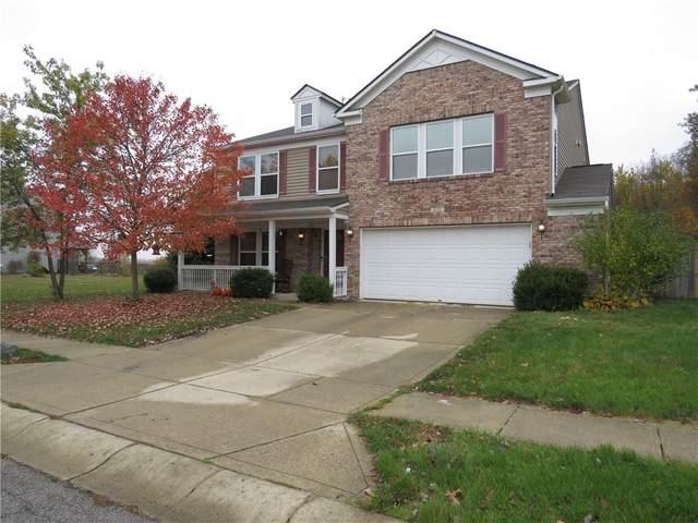 8230 Retreat Lane, Indianapolis, IN 46259 (MLS #21749055) :: Ferris Property Group