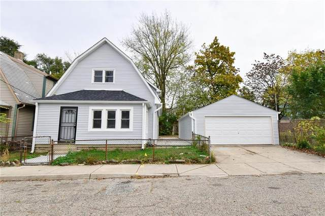 1433 Charles Street, Indianapolis, IN 46225 (MLS #21749076) :: Ferris Property Group