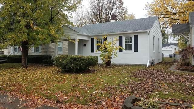 141 N 4th Avenue, Beech Grove, IN 46107 (MLS #21749087) :: Heard Real Estate Team | eXp Realty, LLC