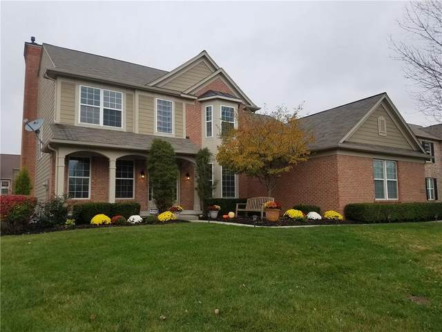 12612 Duval Drive, Fishers, IN 46037 (MLS #21749092) :: AR/haus Group Realty