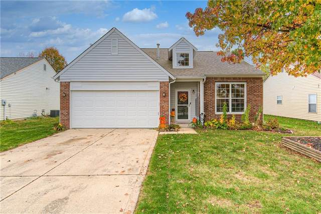 2255 Canvasback Drive, Indianapolis, IN 46234 (MLS #21749101) :: The ORR Home Selling Team