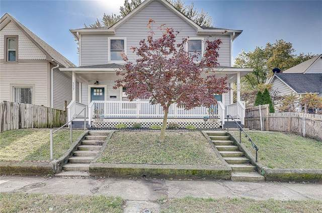 119 Kansas Street, Indianapolis, IN 46225 (MLS #21749104) :: Your Journey Team