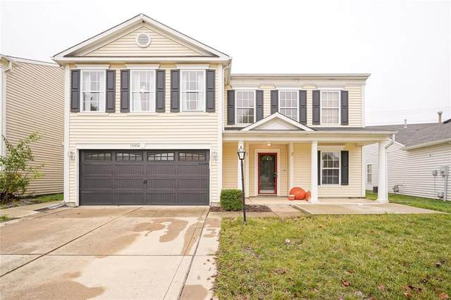 13354 Loyalty Drive, Fishers, IN 46037 (MLS #21749107) :: The ORR Home Selling Team
