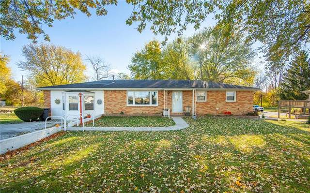 670 N Pendleton Avenue, Pendleton, IN 46064 (MLS #21749109) :: The Indy Property Source