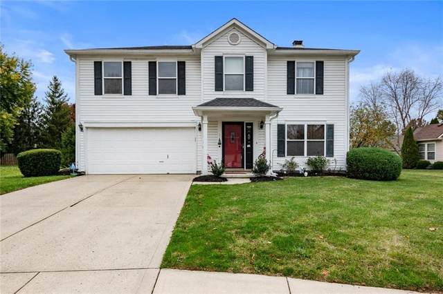 9920 Chinquapin Court, Carmel, IN 46032 (MLS #21749121) :: Mike Price Realty Team - RE/MAX Centerstone