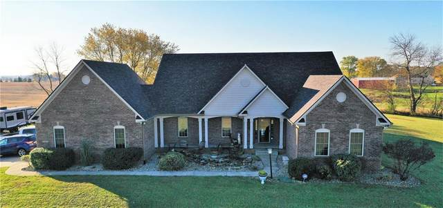 2859 W 100 S, Franklin, IN 46131 (MLS #21749129) :: Heard Real Estate Team | eXp Realty, LLC