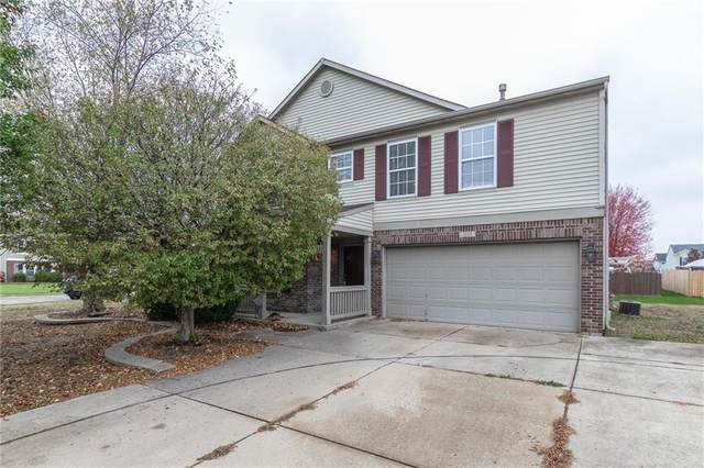 1525 Scarlet Oak Drive, Greenfield, IN 46140 (MLS #21749134) :: AR/haus Group Realty