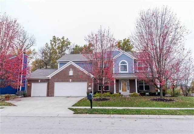 5859 Catlin Lane, Noblesville, IN 46062 (MLS #21749135) :: The ORR Home Selling Team