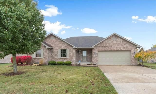 1161 Spencer Drive, Brownsburg, IN 46112 (MLS #21749142) :: Ferris Property Group