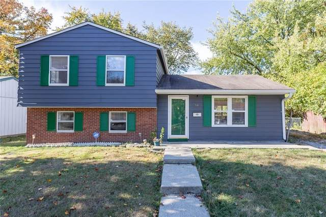 3660 Alsace Drive, Indianapolis, IN 46226 (MLS #21749152) :: Ferris Property Group