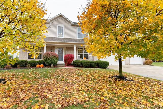 11818 Kittery Drive, Fishers, IN 46037 (MLS #21749154) :: The Indy Property Source