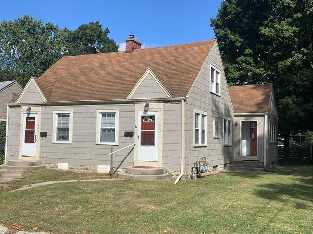 920 Maplewood Avenue, Anderson, IN 46012 (MLS #21749168) :: Your Journey Team