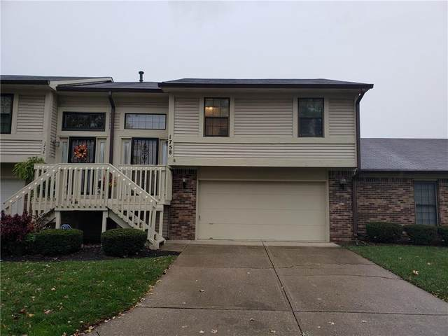 1758 N Queensbridge Drive 2C, Indianapolis, IN 46219 (MLS #21749170) :: Mike Price Realty Team - RE/MAX Centerstone