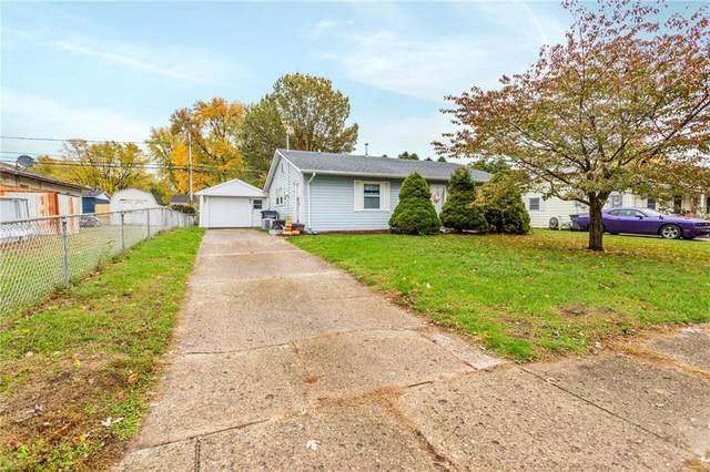 118 Eastman Road, Chesterfield, IN 46017 (MLS #21749171) :: Heard Real Estate Team | eXp Realty, LLC