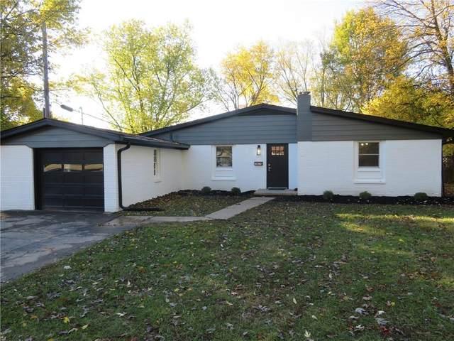 1419 E Buchanan Street, Plainfield, IN 46168 (MLS #21749188) :: The ORR Home Selling Team
