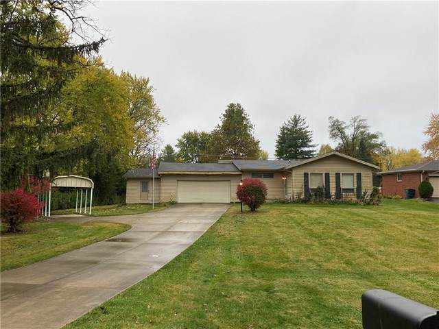 4001 W Petty Road, Muncie, IN 47304 (MLS #21749189) :: Mike Price Realty Team - RE/MAX Centerstone
