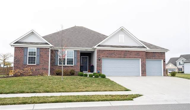 6621 Karleigh Drive, Brownsburg, IN 46112 (MLS #21749195) :: The ORR Home Selling Team