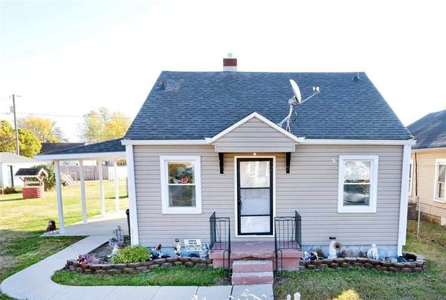 2613 S Lockburn Street, Indianapolis, IN 46241 (MLS #21749196) :: The ORR Home Selling Team