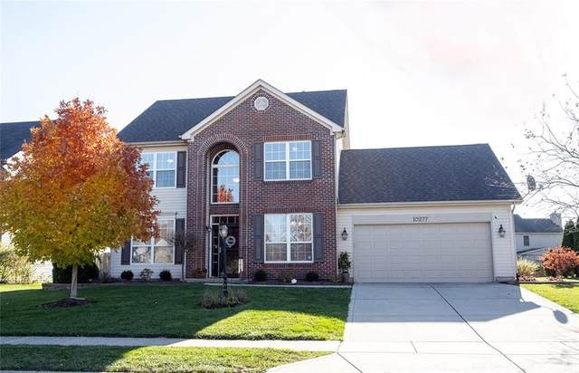 10277 Hawks Lake Drive, Fishers, IN 46037 (MLS #21749203) :: Heard Real Estate Team | eXp Realty, LLC
