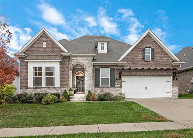 6622 Stonepointe Way, Indianapolis, IN 46237 (MLS #21749214) :: The ORR Home Selling Team