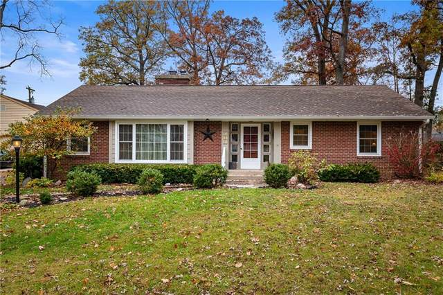 618 Stewart Drive, New Castle, IN 47362 (MLS #21749216) :: Mike Price Realty Team - RE/MAX Centerstone