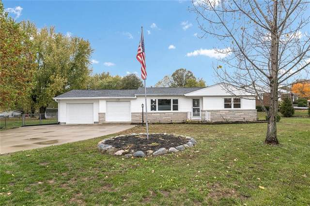 701 Sutton Drive, Greenwood, IN 46143 (MLS #21749224) :: The ORR Home Selling Team