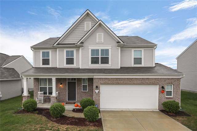 8330 Penbrooke Place, Indianapolis, IN 46237 (MLS #21749239) :: Richwine Elite Group