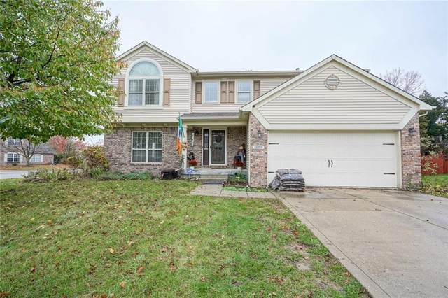 10010 Fountain Sprngs Court, Indianapolis, IN 46236 (MLS #21749240) :: The ORR Home Selling Team