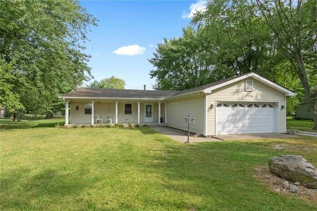 13838 State Road 32 E, Noblesville, IN 46060 (MLS #21749241) :: The Indy Property Source