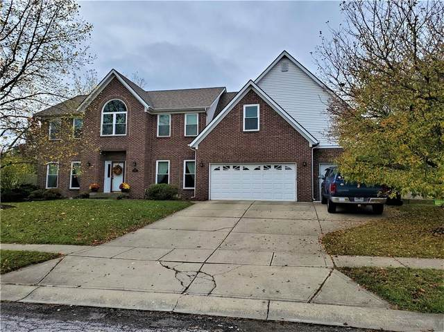 1530 Pippin Drive, Greenfield, IN 46140 (MLS #21749246) :: Richwine Elite Group