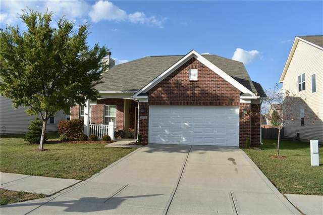 5672 W Crestview Trail, Mccordsville, IN 46055 (MLS #21749251) :: The ORR Home Selling Team