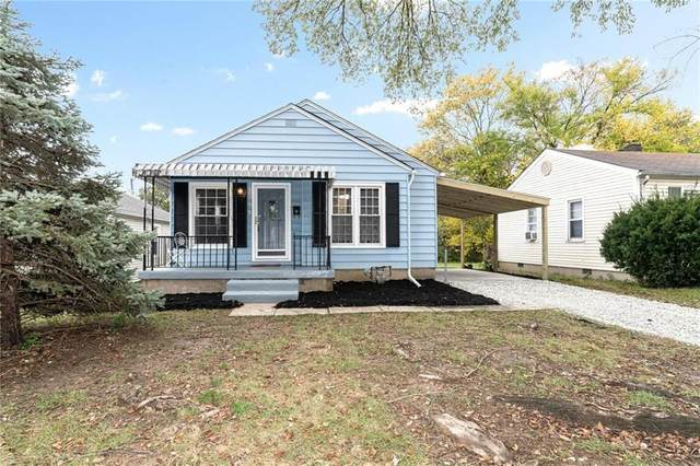 2438 S Randolph Street, Indianapolis, IN 46203 (MLS #21749261) :: AR/haus Group Realty