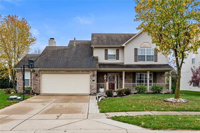 1465 Willshire Drive, Greenwood, IN 46143 (MLS #21749266) :: Mike Price Realty Team - RE/MAX Centerstone