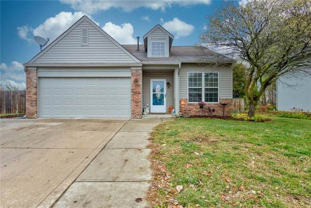 521 Hyannis Drive, Avon, IN 46123 (MLS #21749290) :: The ORR Home Selling Team