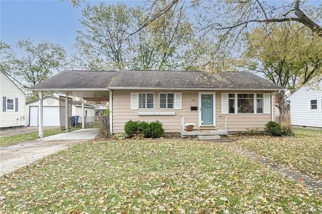 1471 Field Drive, Noblesville, IN 46060 (MLS #21749292) :: The ORR Home Selling Team