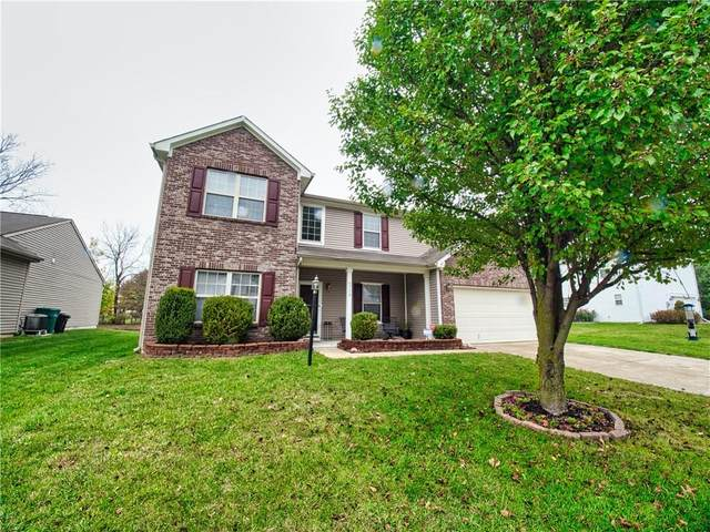 6718 Shanghai Circle, Indianapolis, IN 46278 (MLS #21749301) :: The ORR Home Selling Team