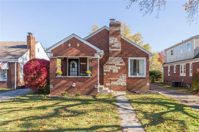 1205 N Downey Avenue, Indianapolis, IN 46219 (MLS #21749316) :: The Evelo Team