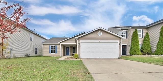9544 W Campfire Drive, Pendleton, IN 46064 (MLS #21749323) :: Anthony Robinson & AMR Real Estate Group LLC