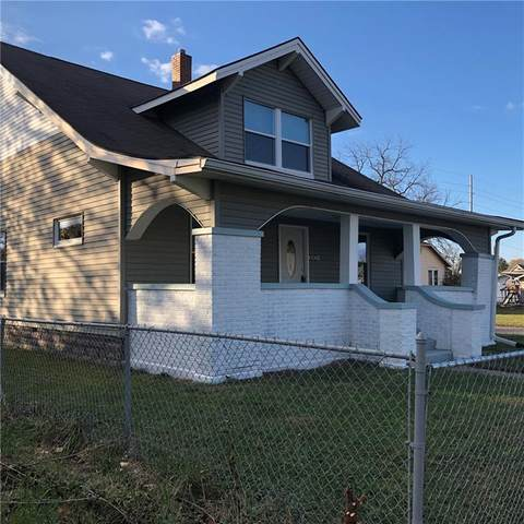 3005 E Lynn Street, Anderson, IN 46016 (MLS #21749330) :: Heard Real Estate Team | eXp Realty, LLC