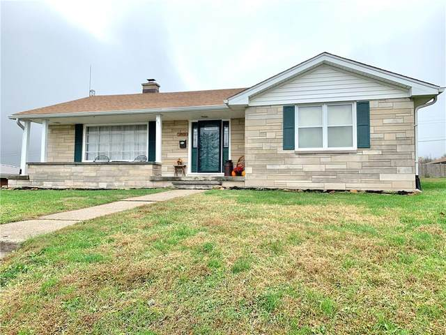 830 S Main Street, Brownstown, IN 47220 (MLS #21749337) :: The ORR Home Selling Team