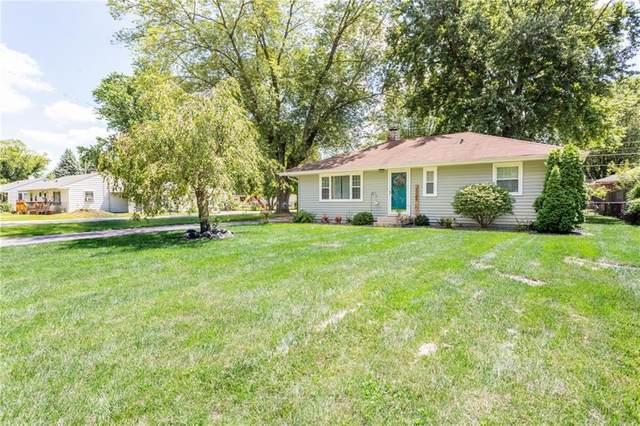 2335 Sunset Boulevard, Anderson, IN 46013 (MLS #21749348) :: Heard Real Estate Team | eXp Realty, LLC