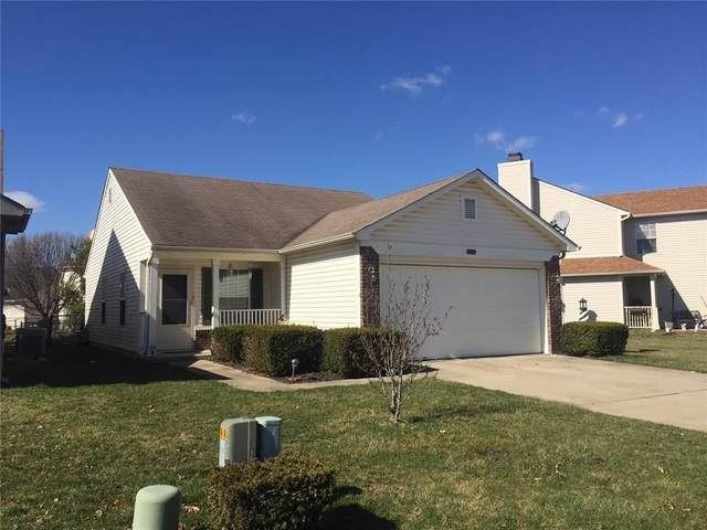 6448 Titania Drive, Indianapolis, IN 46236 (MLS #21749357) :: The ORR Home Selling Team