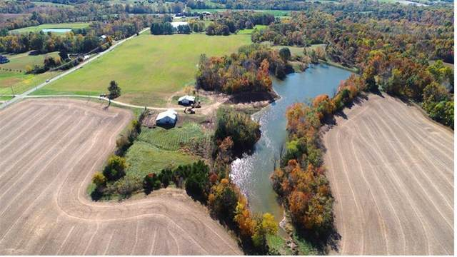 0 W 550 S, Trafalgar, IN 46181 (MLS #21749358) :: Mike Price Realty Team - RE/MAX Centerstone