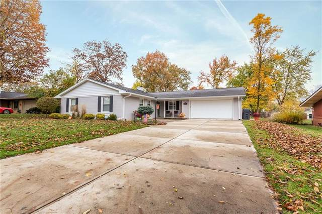 2804 Greenbriar Road, Anderson, IN 46011 (MLS #21749360) :: The Indy Property Source