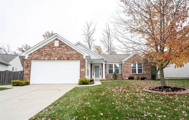 13145 Cresswell Place, Fishers, IN 46037 (MLS #21749370) :: Richwine Elite Group