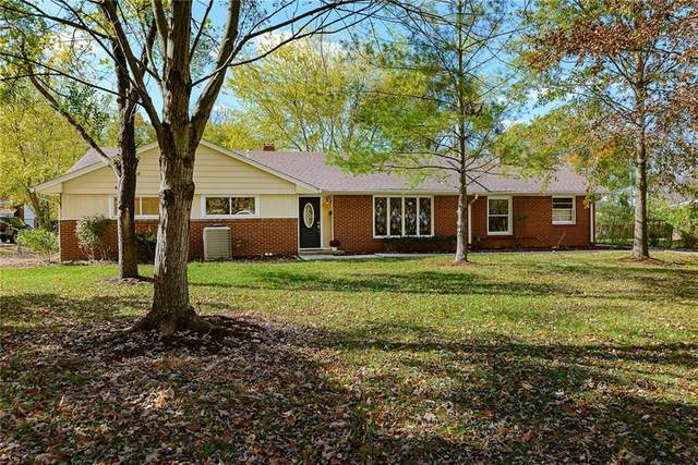 3556 N Highwoods Drive, Indianapolis, IN 46222 (MLS #21749371) :: The ORR Home Selling Team