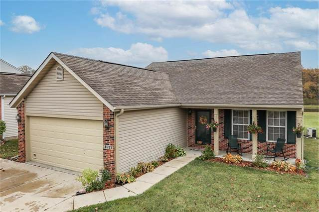 8531 Vanguard Lane, Indianapolis, IN 46239 (MLS #21749373) :: The ORR Home Selling Team