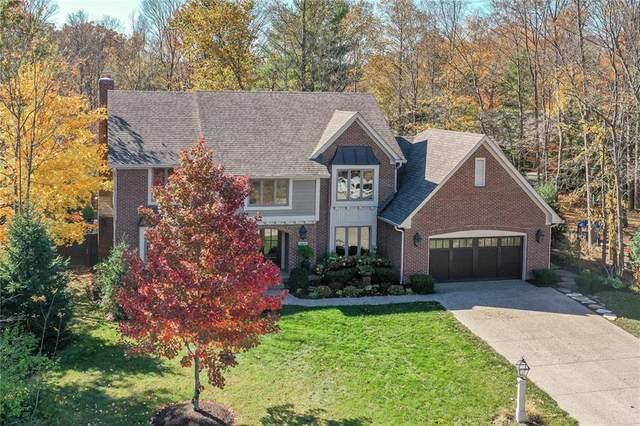 10639 Windjammer Circle, Indianapolis, IN 46236 (MLS #21749388) :: Heard Real Estate Team | eXp Realty, LLC