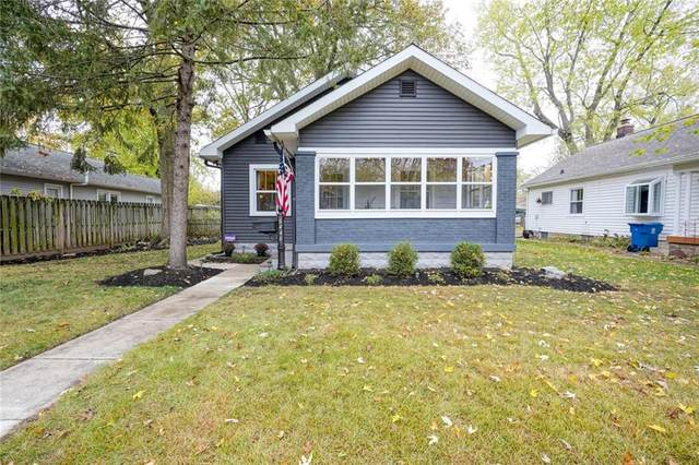 6446 N Park Avenue, Indianapolis, IN 46220 (MLS #21749389) :: The ORR Home Selling Team