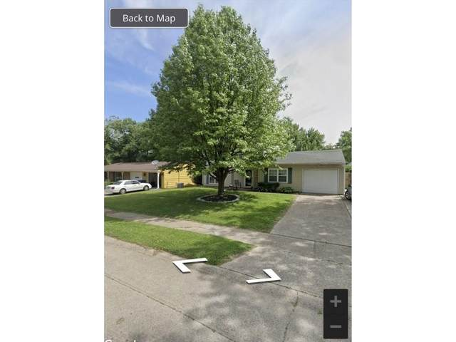 5668 W Windmill Drive, Indianapolis, IN 46254 (MLS #21749397) :: The ORR Home Selling Team